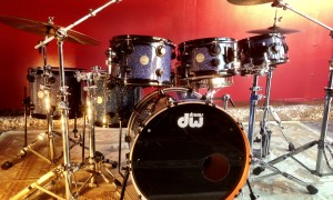 DW Collector's Series Maple Short Stack 6x10, 7x12, 9x13, 12x14, 12x15, 18x22""