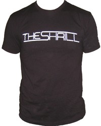 shrill black men t-shirt