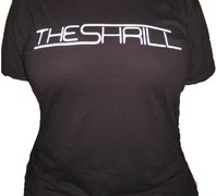 shrill black woman t-shirt